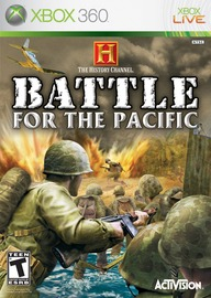 History Channel: Battle for the Pacific for X360 image