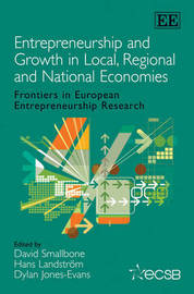 Entrepreneurship and Growth in Local, Regional and National Economies image