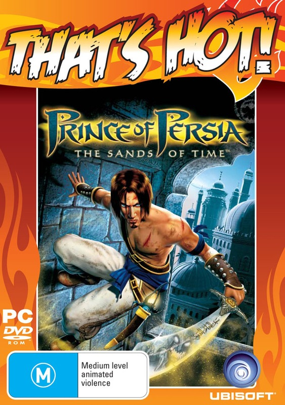 Prince of Persia: The Sands of Time for PC Games