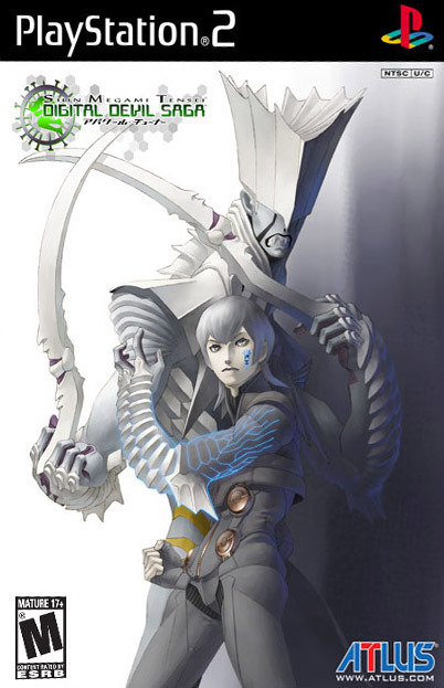 Shin Megami Tensei: Digital Devil Saga for PlayStation 2