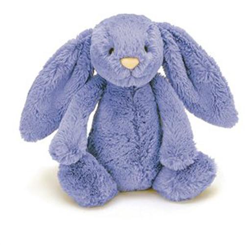 Jellycat: Bashful Bunny - Bluebell image
