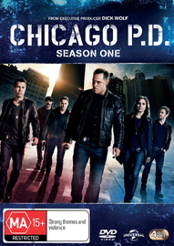 Chicago P.D. - The Complete First Season on DVD