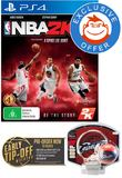NBA 2K16 for PS4