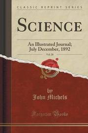 Science, Vol. 20 by John Michels
