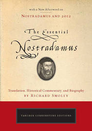 Essential Nostradamus by Richard Smoley image