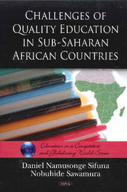 Challenges of Quality Education in Sub-Saharan African Countries by Daniel Namusonge Sifuna image