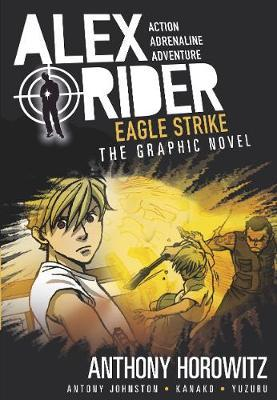 Eagle Strike Graphic Novel by Horowitz