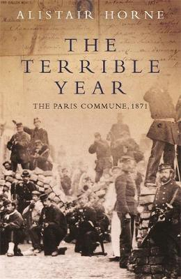 The Terrible Year by Alistair Horne image