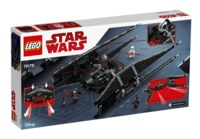 LEGO Star Wars - Kylo Ren's TIE Fighter (75179) image