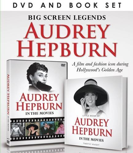 Big Screen Legends : Audrey Hepburn (Book & DVD Set)