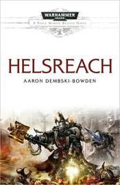 Warhammer: Helsreach (Space Marine Battles) by Aaron Dembski-Bowden image