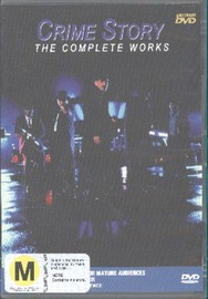 Crime Story: The Complete Works on DVD image