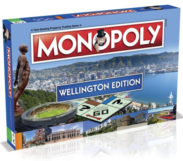 Monopoly: Wellington Edition
