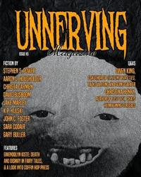 Unnerving Magazine by David Busboom