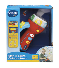V-Tech: Spin & Learn - Colours Torch