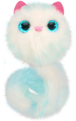Pomsies: Interactive Plush - Snowball