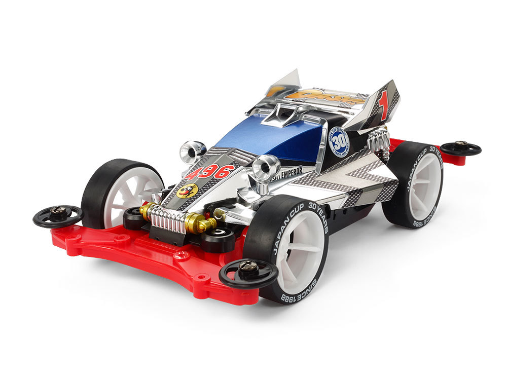 Tamiya Mini 4WD Dash-1 Emperor Memorial (MS Chassis) - 30 Years of The Japan Cup image