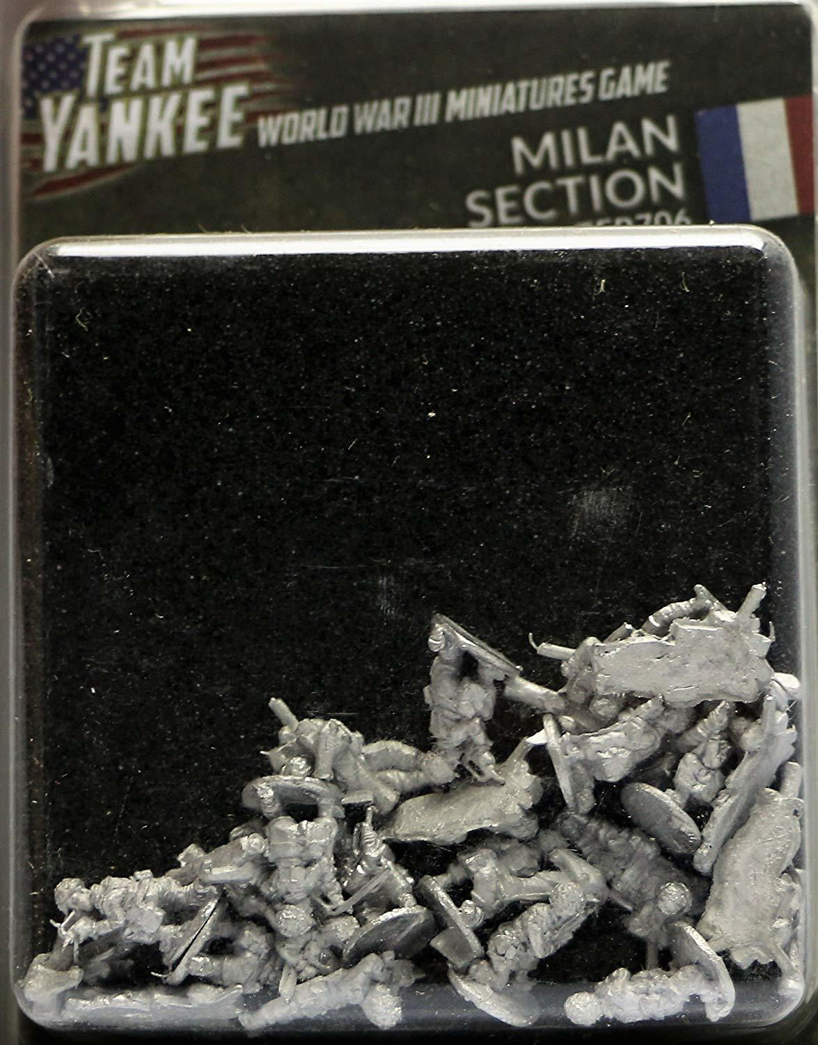 Team Yankee: French Milan Section image