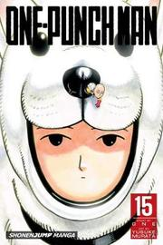 One-Punch Man, Vol. 15 by One image