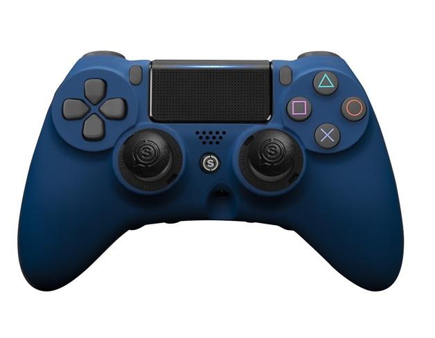 SCUF Impact - Dark Blue for PS4