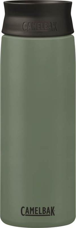 Camelbak: Hot Cap Vacuum Insulated Stainless Steel Travel Mug - Moss (591ml)