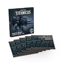 Warhammer 40,000 Adeptus Titanicus: Acastus Knight Command Terminal Pack image