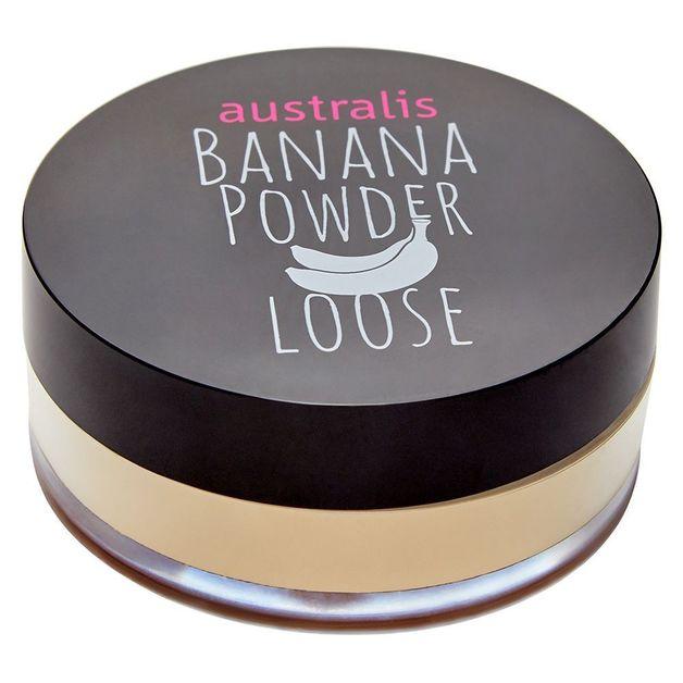 Australis: Banana Powder Loose