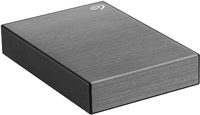 2TB Seagate One Touch Portable USB 3.0 HDD Space Grey