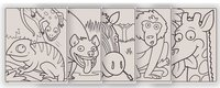 Crayola: Color & Sticker Book - Animals