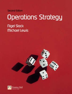 Operations Strategy by Prof. Nigel Slack image