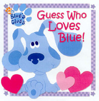 Guess Who Loves Blue! by Deborah Reber image