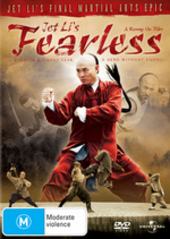 Fearless on DVD