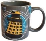 Doctor Who - Dalek Heat Changing Coffee Mug