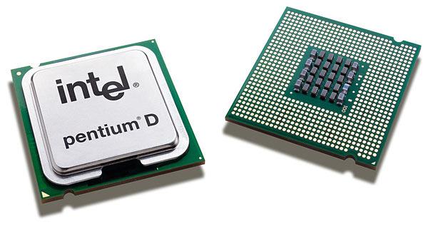 Intel Pentium D 925 3.0GHz 2Mb cache dual core