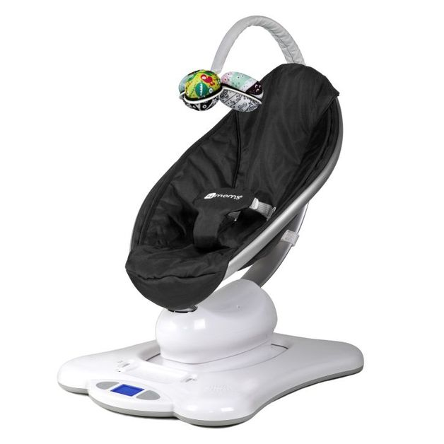 Buy 4 MOMS mamaRoo - Classic Black at Mighty Ape NZ