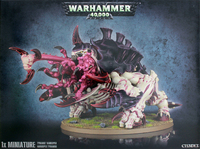 Warhammer 40,000 Tyranid Haruspex/Exocrine