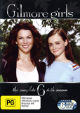 Gilmore Girls - The Complete Sixth Season (6 Disc  Set) (New Packaging) on DVD