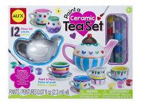 Alex: Paint a Ceramic Tea Set