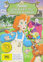 Anne - Journey To Green Gables on DVD