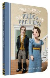 Cozy Classics: Pride and Prejudice by Holman Wang