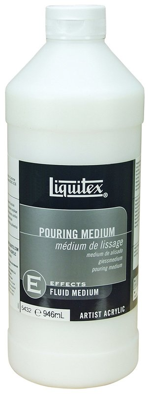 Liquitex: Pouring Fluid - Effects Medium (946ml)
