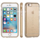 Speck iPhone 6/6s Candyshell Case (Clear Gold Glitter)