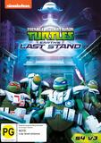 Teenage Mutant Ninja Turtles (2012) - Season 4 Vol 3 - Earth's Last Stand on DVD