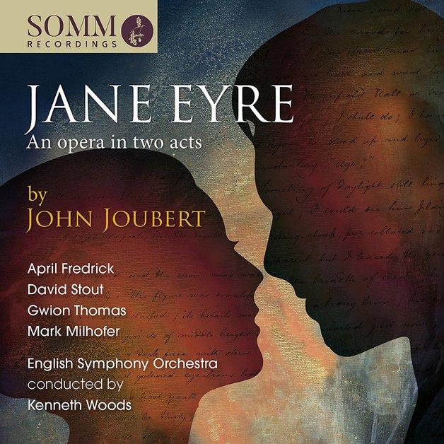 John Joubert: Jane Eyre by April Fredrick