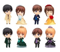 Nendoroid More - Dress-Up Wedding Accessory (Elegent Ver.) - [Blindbox]