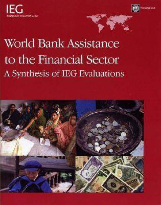 World Bank Assistance to the Financial Sector by Laurie Effron image