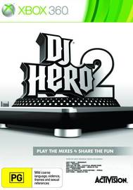 DJ Hero 2 (Game Only) for Xbox 360