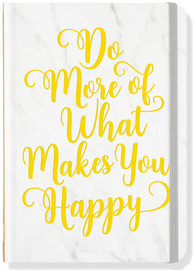 Peter Pauper Small Journal - What Makes You Happy