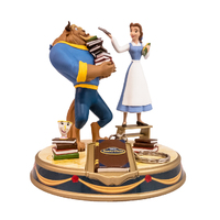 Beauty & the Beast - Belle & Beast Mini Finders Keypers Statue