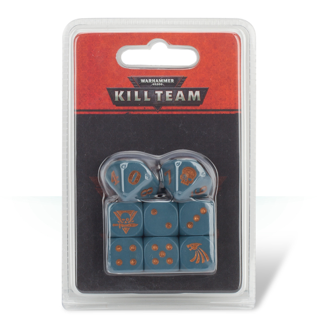Warhammer 40,000: Kill Team: Rogue Trader Dice